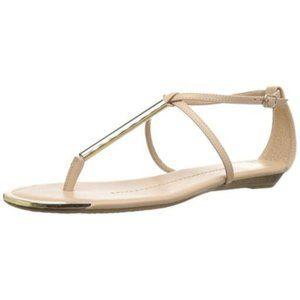 New Dolce Vita Archer Sandals Cream Size 7